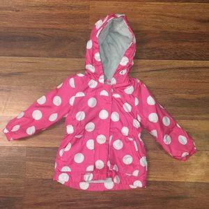 Adorable Carters Rain Coat. Size 12M